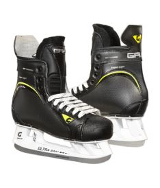 GRAF SKATES ULTRA G-75 high black edge - EE