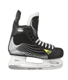 Brusle GRAF SKATES SUPER 101 black
