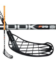UNIHOC STICK EVO3 HOOK 29 neon orange/black 100cm