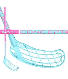 ZONE STICK FORCE AIR JR 35 pink/turquoise 75cm