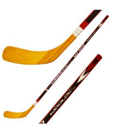"WOOLOC HSW W1010 WOOD Stick 60"", Right - Senior"