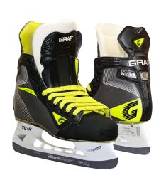 Brusle GRAF SKATES ULTRA 7035 black edge - D