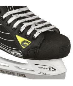 GRAF SKATES SUPER 101 black - 26** - Brusle - komplety