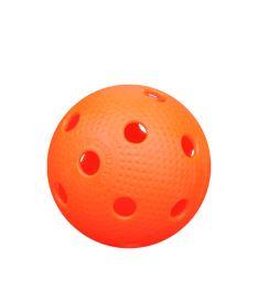 Florbalový míček PRECISION PRO LEAGUE pearl orange*