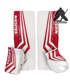 SET VAUGHN GP + BLOCKER + CATCHER SLR2 PRO red - REG