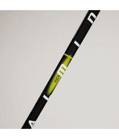 SALMING Hawk PowerLite Oval KickZone Black 100 (111cm)