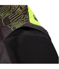 EXEL G1 GOALIE PANTS black/yellow  S* - Brankářské kalhoty