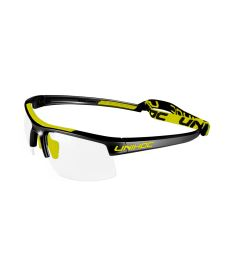 UNIHOC EYEWEAR ENERGY kids black/neon yellow