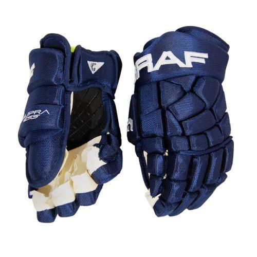 Hokejové rukavice GRAF G55 navy senior