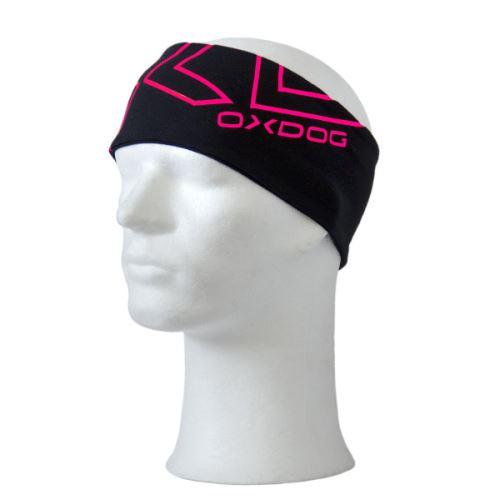 OXDOG SHINY-2 HEADBAND black/pink