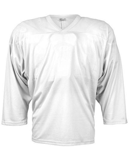 CCM JERSEY 10200 white senior